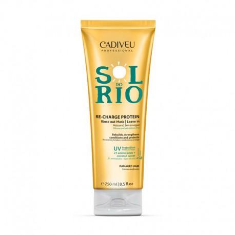 Cadiveu Sol do Rio Re Charge Protein протеин 250 мл