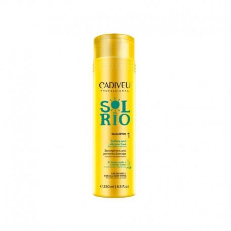 Cadiveu Sol do Rio шампунь для домашнего ухода 250 мл
