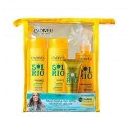 Набор для восстановления волос Sol do Rio (ограниченная серия)