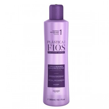 Smoothing Shampoo 300 ml
