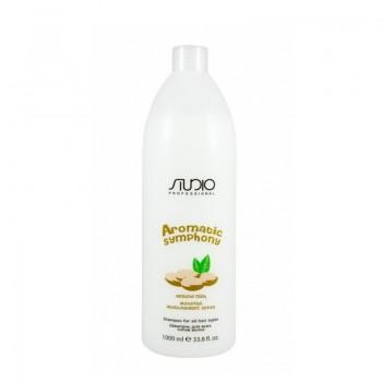 Бальзам для всех типов волос «Молочко миндального ореха», 1000 мл