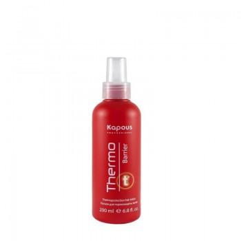 Лосьон для термозащиты волос «Thermo barrier», 200 мл
