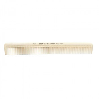 Расчёска силиконовая комбинированная 21,6 см