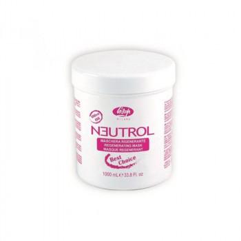 Маска для восстановления и увлажнения поврежденных волос Neutrol Best Choice Regenerating Mask, 1000 мл.