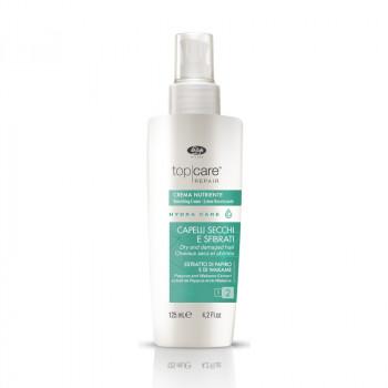 Питательный крем для волос мгновенного действия - «Top Care Repair Hydra Care Nourishing Cream», 125 мл.