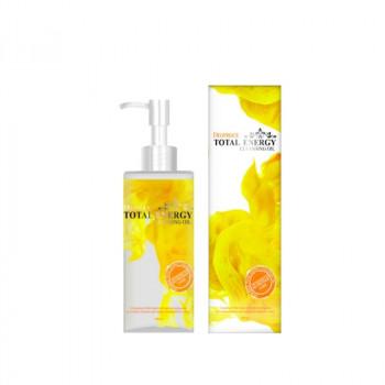 Гидрофильное масло для чувствительной кожи Deoproce total energy cleansing oil 200мл