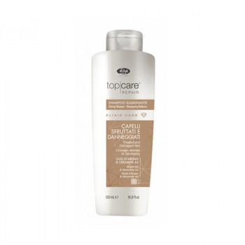 Шампунь-эликсир для восстановления и придания сияющего блеска - «Top Care Repair Elixir Care Shampoo», 500 мл.