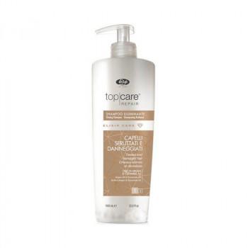 Шампунь-эликсир для восстановления и придания сияющего блеска - «Top Care Repair Elixir Care Shampoo», 1000 мл.