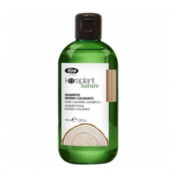 Успокаивающий шампунь для чувствительной кожи головы - Keraplant Nature Skin-Calming Shampoo, 100 мл.