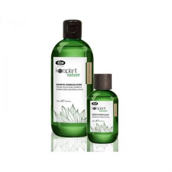 Себорегулирующий шампунь - Keraplant Nature Sebum-Regulating Shampoo, 100 мл.