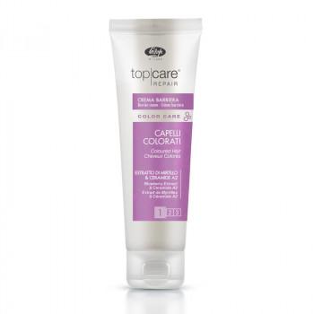 Крем для защиты кожи головы от окрашивания – «Top Care Repair Color Care Barrier Cream», 150 мл.