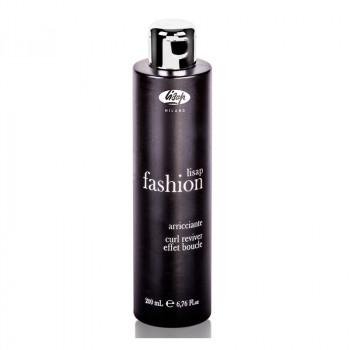 Крем для волос для подчеркивания кудрей «Lisap Fashion Curl Reviver», 200 мл.