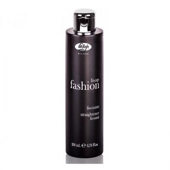 Разглаживающий крем для непослушных кудрявых волос «Lisap Fashion Straightener», 200 мл.