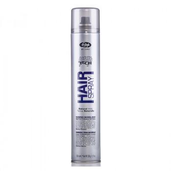 Лак для укладки волос нормальной фиксации «High Tech Hair Spray Natural Hold», 500 мл.