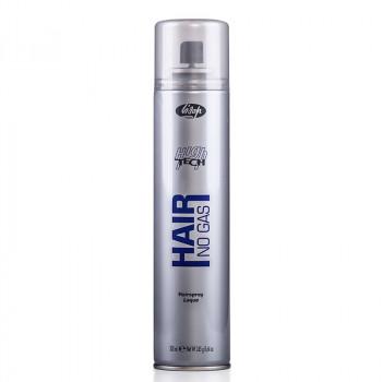 Лак без газа для укладки волос нормальной фиксации «High Tech Hair No Gas Natural», 300 мл.