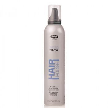 """Мусс-гель для укладки для создания эффекта """"мокрых волос"""" «High Tech Hair Gel Mousse Wet Effect», 300 мл."""
