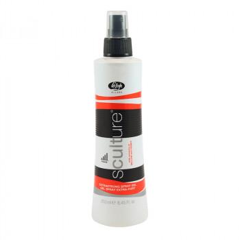 """Гель-спрей для волос экстра-сильной фиксации """"Sculture Extrastrong Spray Gel"""", 250 мл."""