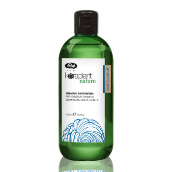 Очищающий шампунь для волос против перхоти - Keraplant Nature Anti-Dandruff Shampoo, 1000 мл.