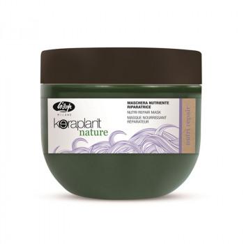 Питательная восстанавливающая маска для волос - Keraplant Nature Nutri Repair Mask, 500 мл
