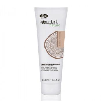 Успокаивающая маска для чувствительной кожи головы с белой глиной - Keraplant Nature Skin-Calming Mud, 250 мл.