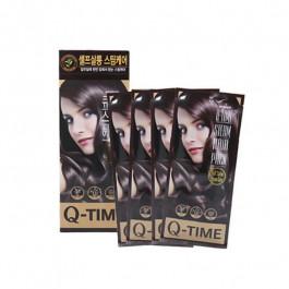 Маска мгновенного действия для волос Хиссоп /Hyssop Q-time Steam Hair Pack, 4*30гр
