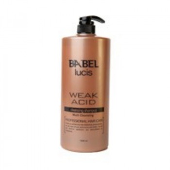 Очищающий мульти-увлажняющий корейский шампунь Babel Lucis /Бэбил Лукис Cleansing Shampoo, 1500мл