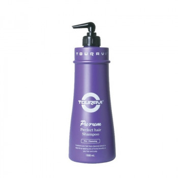 """Освежающий шампунь """"Идеальные волосы"""" Турави Пурум / Touravi Purum Perfect Hair Shampoo, 1500мл"""