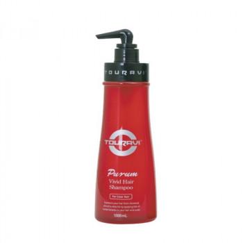 "Корейский шампунь после окрашивания ""Яркость цвета"" Турави Пурум / Touravi Purum Vivid Hair Professional Shampoo,1000 мл"