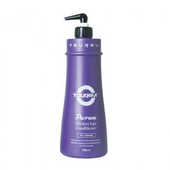 """Освежающий кондиционер """"Идеальные волосы"""" Турави Пурум / Touravi Purum Perfect Hair Conditioner, 1500мл"""
