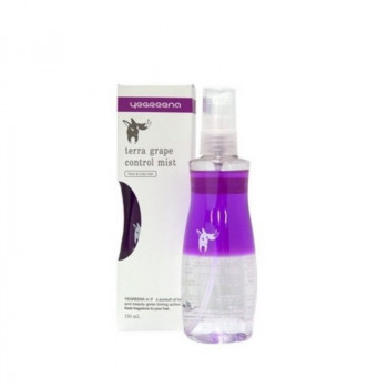 Увлажняющий виноградный спрей с легкой фиксацией Игрина Терра / Yegreena Terra Grape Control Mist, 150мл