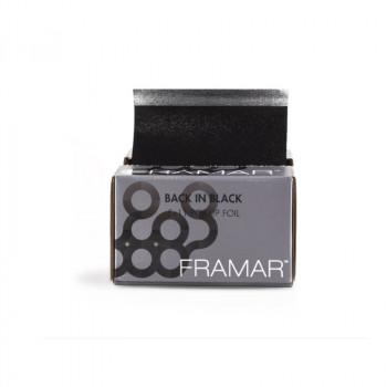 Вытяжная фольга с тиснением «Во власти черного» (500 листов 12,5 х 28 см) Framar