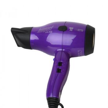 Профессиональный фен TecnoElettra Kompact Turbo 3600 purple