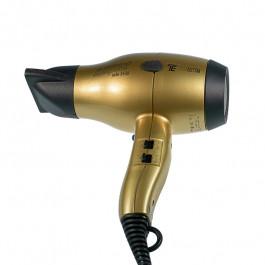 Профессиональный фен TecnoElettra Kompact Turbo 3600 gold