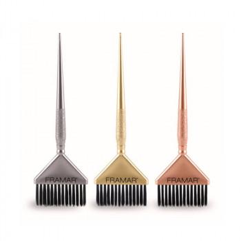 Широкие кисти для окрашивания «Металлик» Big Daddy Metallic Brush Set