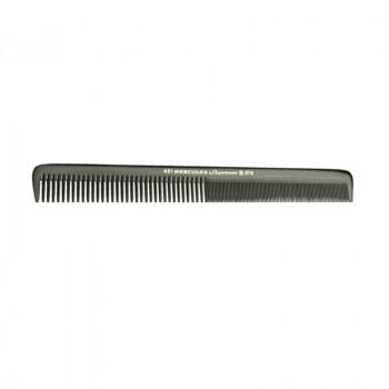 Расчёска каучуковая комбинированная, 17,8 см, узкая