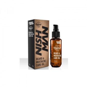 NISHMAN BEARD OIL - Масло для бороды 75 ML