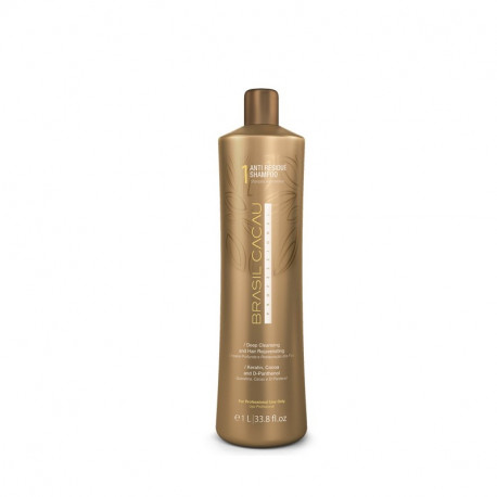 Anti Residue Shampoo: