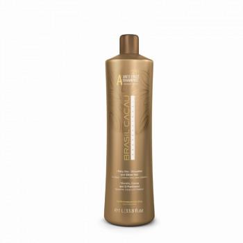 Anti Frizz Shampoo: Безсульфатный Шампунь Для Ежедневного Ухода 1L