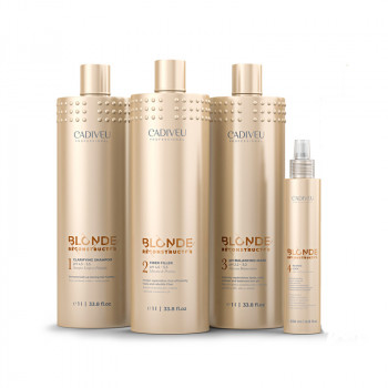 Blonde Reconstructor Professional Kit (4 Products): Профессиональный Уход