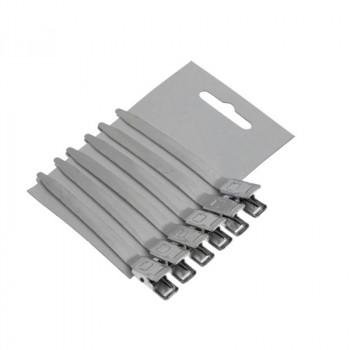 Зажимы металлические 8,5 см