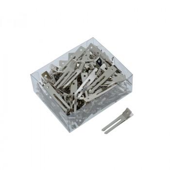 Зажимы металлические маленькие