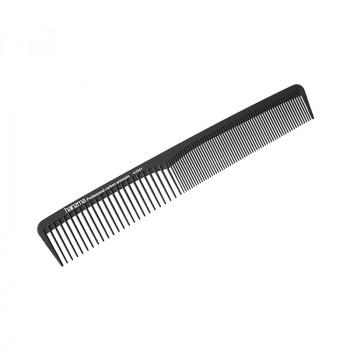 Расческа для стрижки (карбон) 18см Harizma h10664