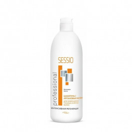 CHANTAL Sessio шампунь с аргановым маслом для поврежденных, тусклых и жестких волос