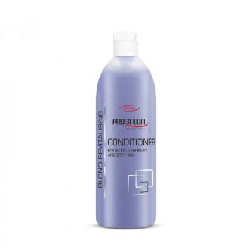 Prosalon Blond Revitalising Conditioner - Кондиционер для светлых, осветленных и седых волос