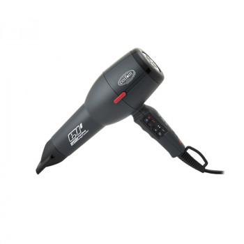 Мощный профессиональный фен EVA X1R черный