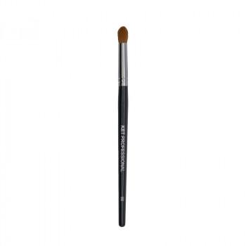 Кисть макияжная профессиональная KET PROFESSIONAL № 55s d.6,5 для растушевки теней, соболь