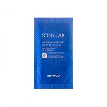 Патчи для проблемной кожи лица TONYMOLY TONY LAB AC control spot patch 2 гр.