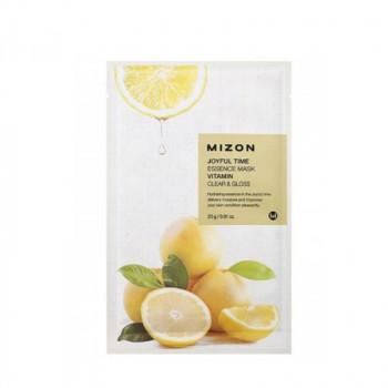 Маска для лица с витамином С MIZON Joyful Time Essence Mask Vitamin C 23 гр.