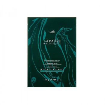 Маска для лица тканевая увлажняющая La'dor LA PAUSE Hydra skin spa mask 25 гр.