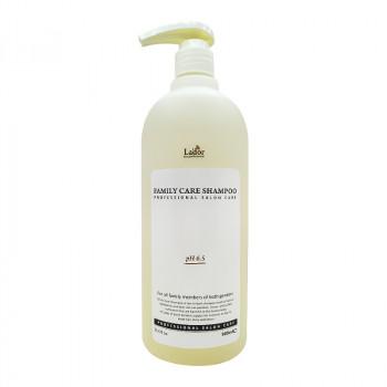 Шампунь для всей семьи La'dor Family Care Shampoo 900 гр.
